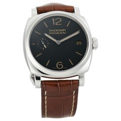Panerai Radiomir 1938 PAM00514, Black Dial, Certified and Warranty