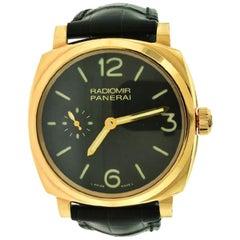 Panerai Radiomir 1940 Rose Gold PAM00575 Automatic Watch