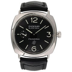 Panerai Radiomir Black Seal PAM380 Men's Watch Box Papers