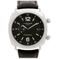 Panerai Radiomir PAM00242, Black Dial, Certified and Warranty