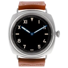 Panerai Radiomir PAM00249, Black Dial, Certified and Warranty