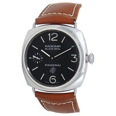 Panerai Radiomir PAM00380, Black Dial, Certified and Warranty