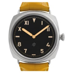 Panerai Radiomir PAM00424, Black Dial, Certified and Warranty