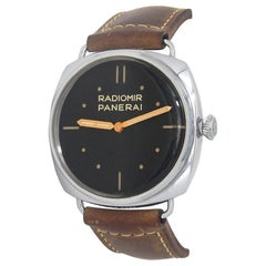 Panerai Radiomir PAM00425, Black Dial, Certified and Warranty
