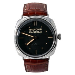 Panerai Radiomir PAM00425, White Dial, Certified and Warranty
