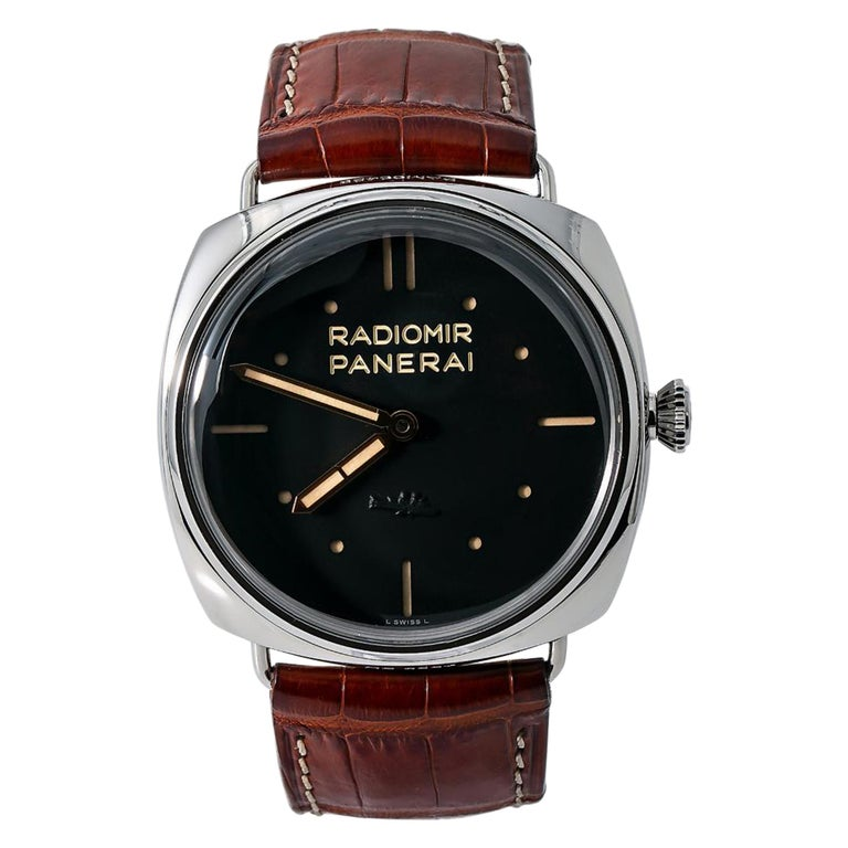 Panerai Radiomir PAM00425, White Dial, Certified and Warranty For Sale