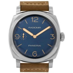 Panerai Radiomir PAM00690, Blue Dial, Certified and Warranty