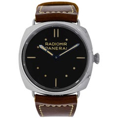 Panerai Radiomir S.L.C Steel Special Edition Watch PAM00449