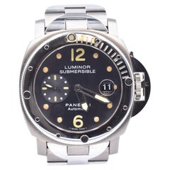 Panerai Stainless Steel and Titanium Submersible PAM 170