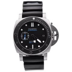 Panerai Stainless Steel PAM 683 Submersible