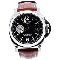 Panerai Stainless Steel PAM 88 GMT