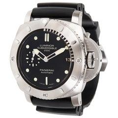 Panerai Submersible 1950 PAM00364 Men's Watch in Titanium