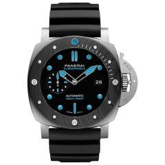 Panerai Submersible BMG TECH Men's Watch PAM00799