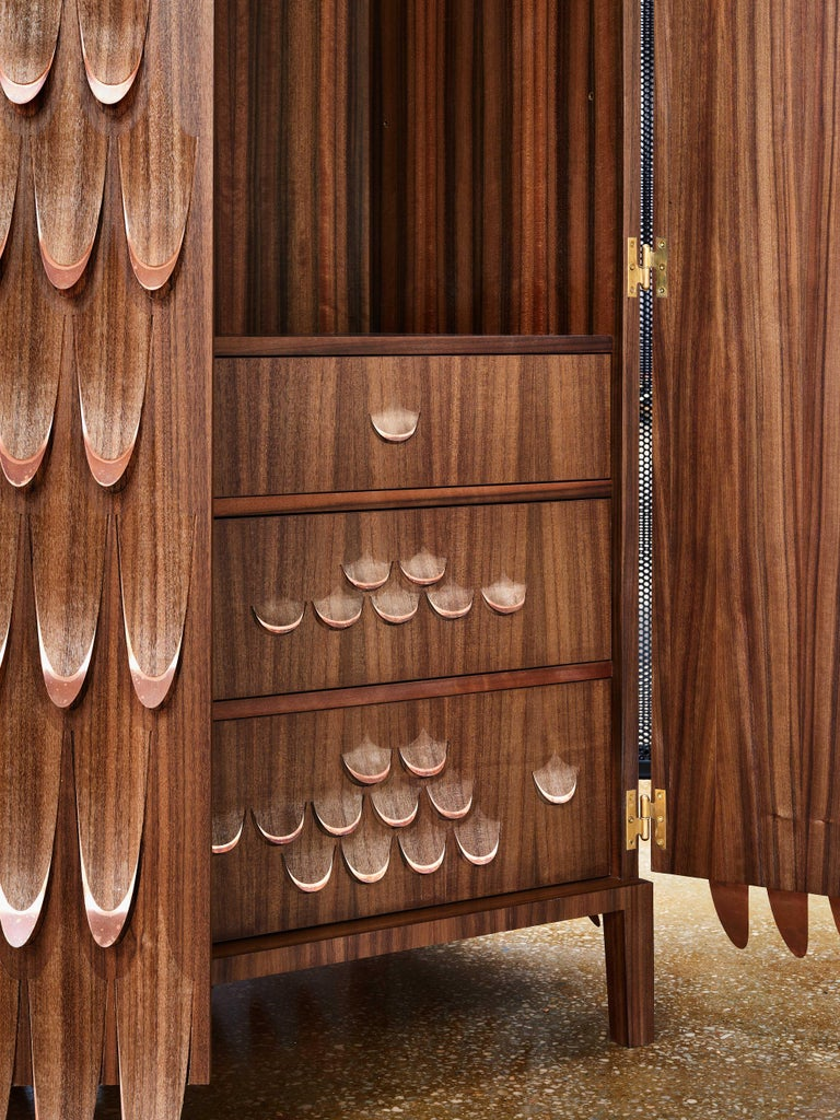 Australian Pankalangu Wardrobe by Trent Jansen from the Broached Monster Collection For Sale