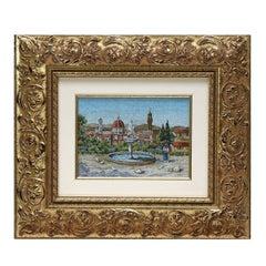 Panorama Di Firenze Mosaic