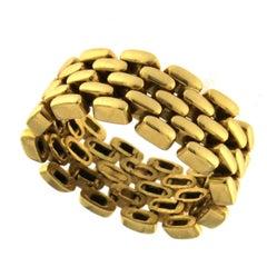 Panter Ring Yellow 18 Karat Gold