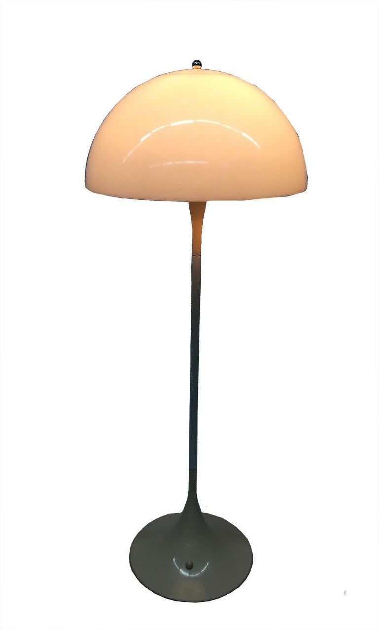Panthella floor lamp by Verner Panton for Louis Poulsen, Denmark, 1970s