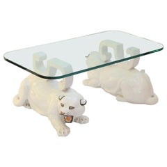 Panther Coffee Table