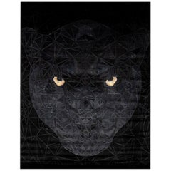 Panther Rug by Illulian Design Studio