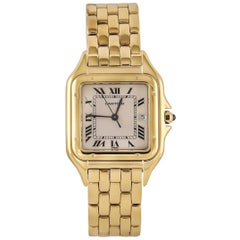 Panthere de Cartier 18 Karat Yellow Gold 'LOOKS NEW'