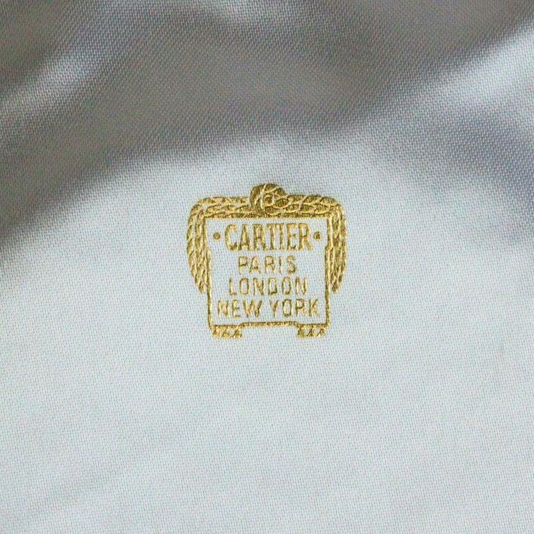 Panthère de Cartier Gold, Tsavorite, Onyx and Akoya Pearl Necklace 5