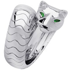 Panthere De Cartier Tsavorite Ring