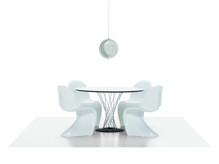 Panton Chair Classic Designed by Verner Panton and Manufactured by Vitra 7