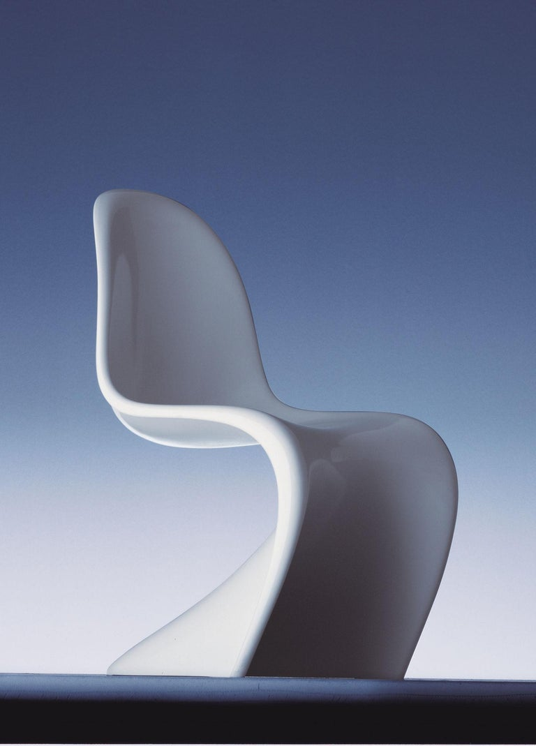 Panton Chair Classic Designed by Verner Panton and Manufactured by Vitra 8