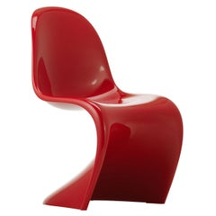 Panton Chair Classic Designed by Verner Panton and Manufactured by Vitra
