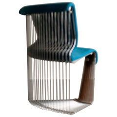 Pantonova Dining Chair, Designed by Verner Panton for Fritz Hansen