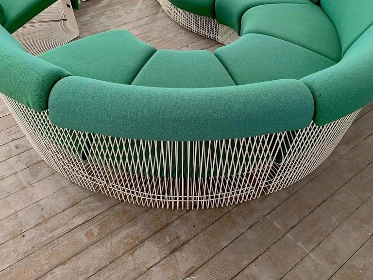 Late 20th Century Pantonova Sofa Modules Set, Verner Panton Produced by Fritz Hansen, circa 1975 For Sale