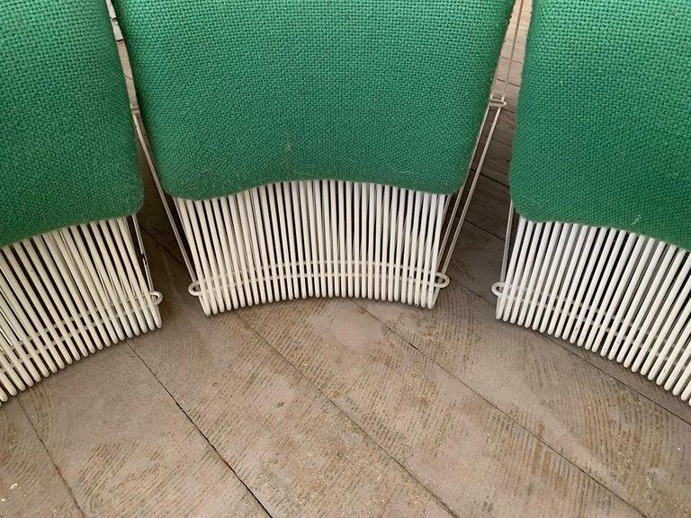 Pantonova Sofa Modules Set, Verner Panton Produced by Fritz Hansen, circa 1975 For Sale 1
