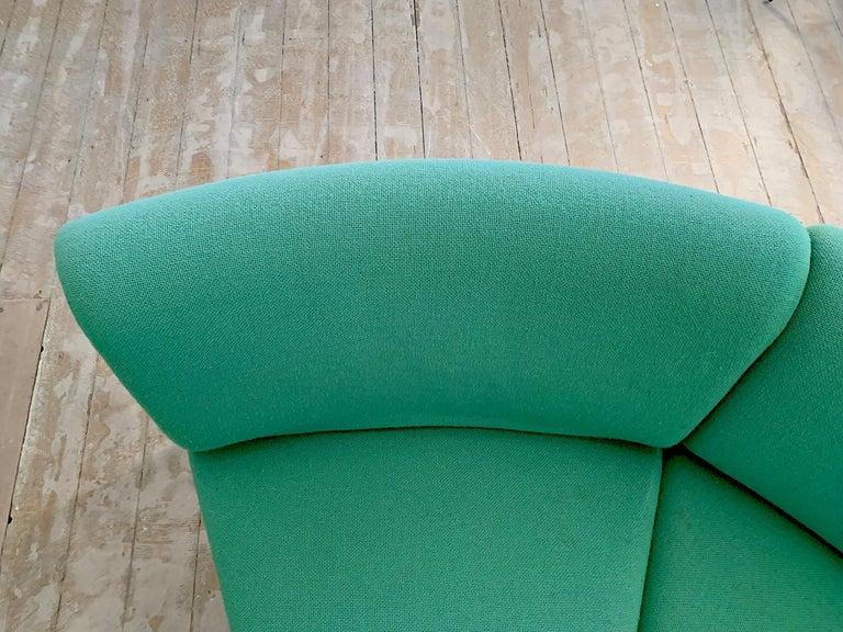 Pantonova Sofa Modules Set, Verner Panton Produced by Fritz Hansen, circa 1975 For Sale 2