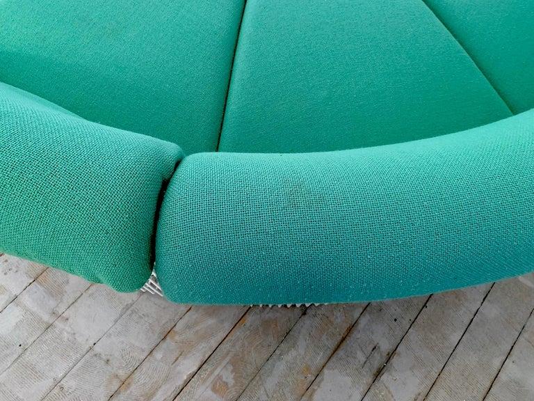 Pantonova Sofa Modules Set, Verner Panton Produced by Fritz Hansen, circa 1975 For Sale 3
