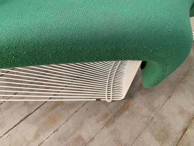 Pantonova Sofa Modules Set, Verner Panton Produced by Fritz Hansen, circa 1975 For Sale 4