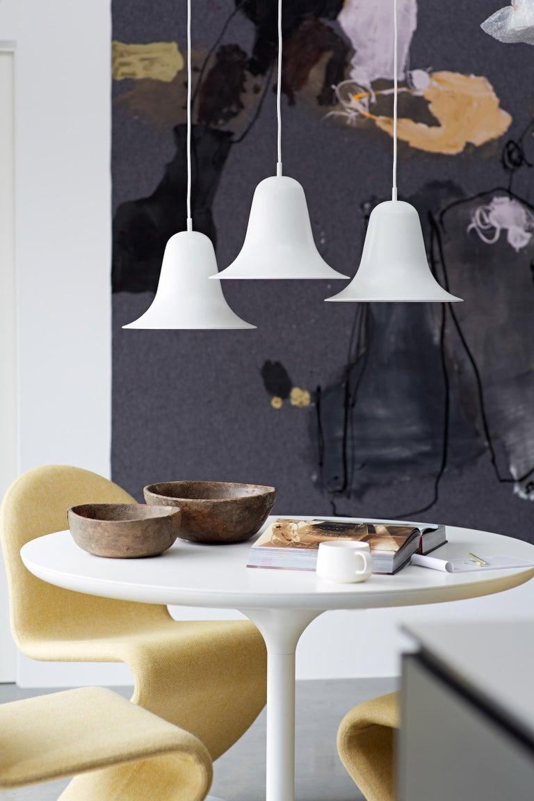 Modern Pantop 30 Pendant Light in Copper by Verner Panton