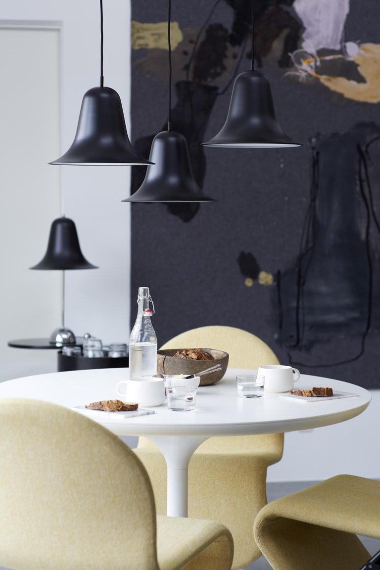 Danish Pantop 30 Pendant Light in Copper by Verner Panton