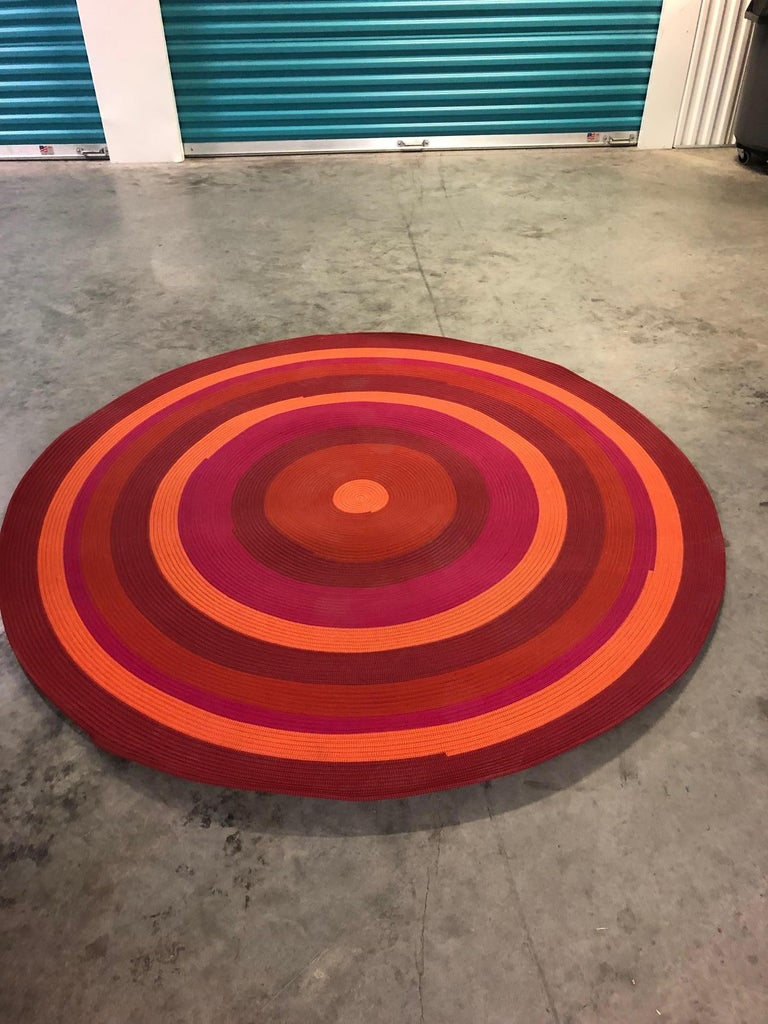 Paola Lenti Zoe High Tech Rug 2