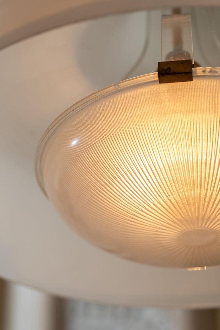 Paolina Pendant by Ignazio Gardella For Sale 5