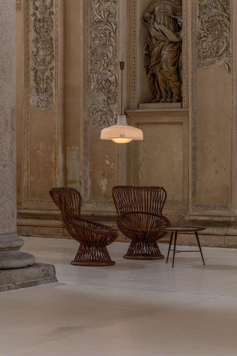 Mid-Century Modern Paolina Pendant by Ignazio Gardella For Sale