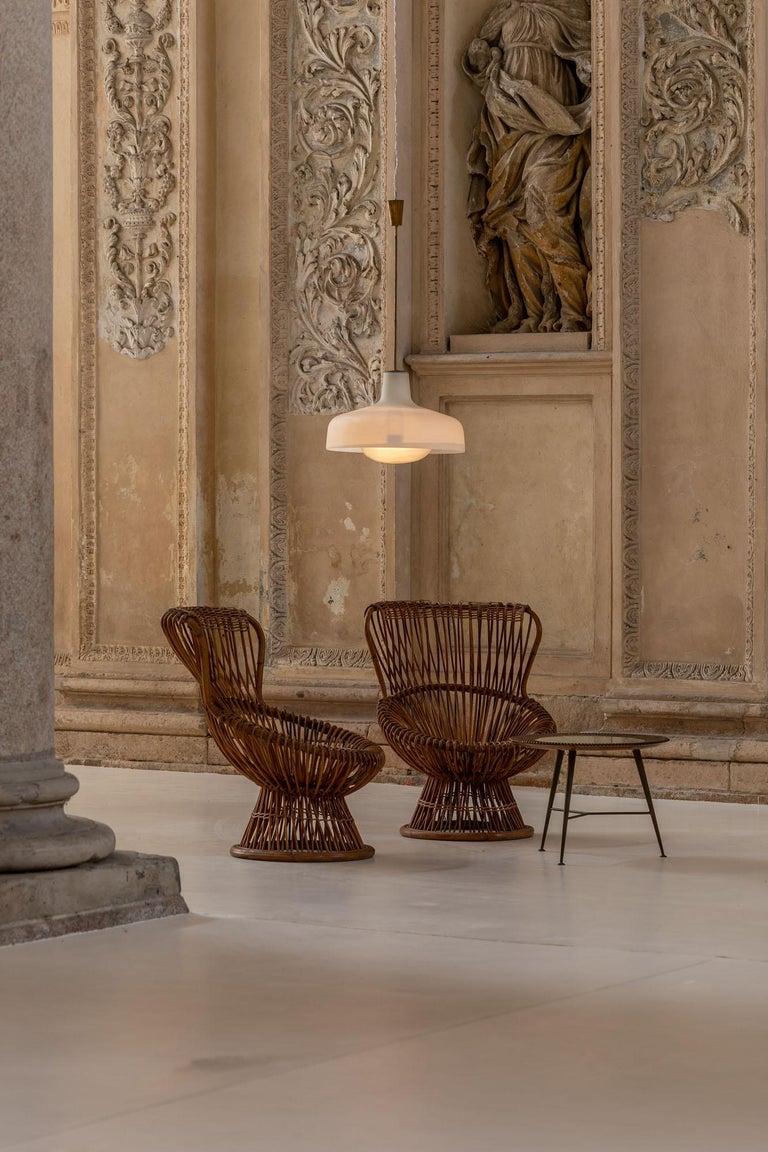 Italian Paolina Pendant by Ignazio Gardella For Sale