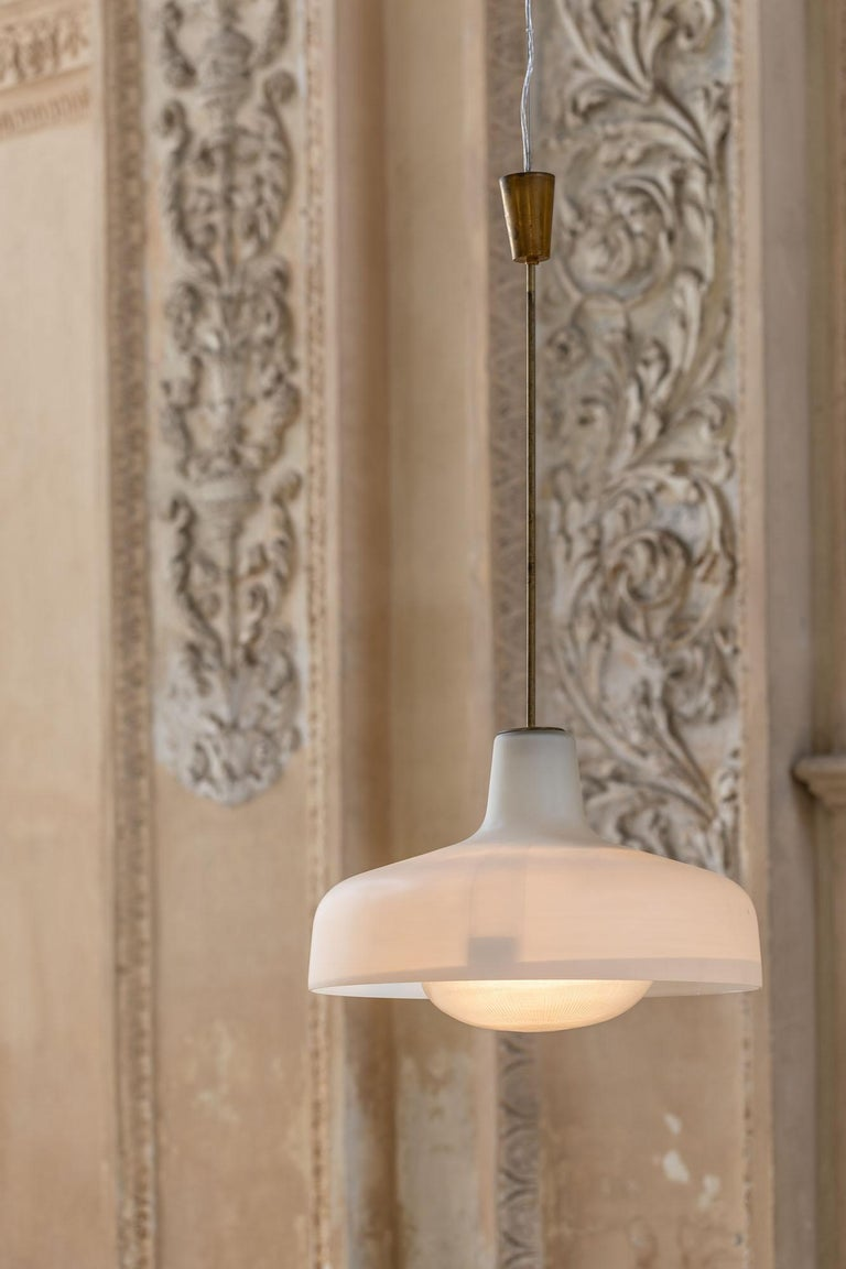 Paolina Pendant by Ignazio Gardella In Excellent Condition For Sale In Carpaneto Piacentino, Italy