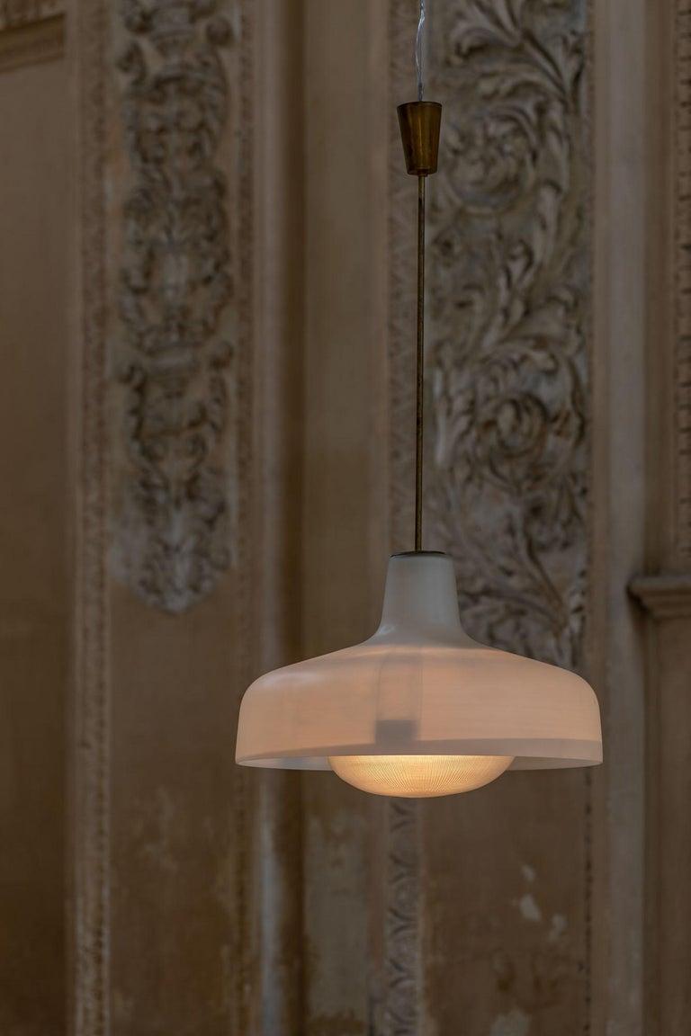 Mid-20th Century Paolina Pendant by Ignazio Gardella For Sale