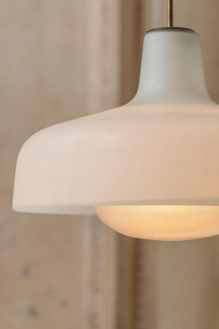 Paolina Pendant by Ignazio Gardella For Sale 1