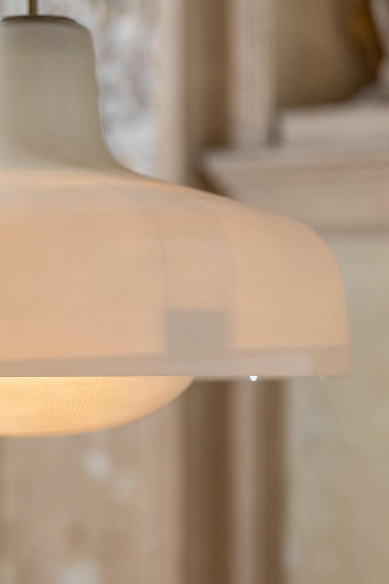 Paolina Pendant by Ignazio Gardella For Sale 2