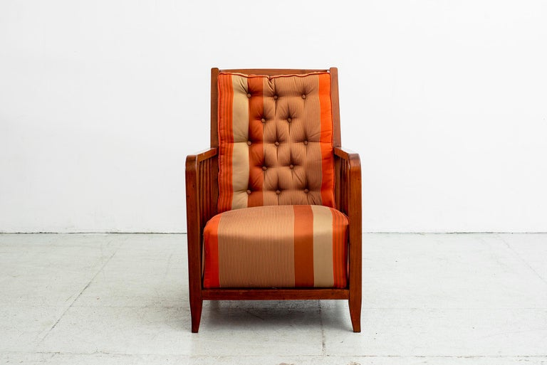 Italian Paolo Buffa Armchairs For Sale