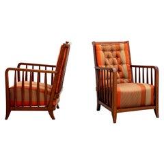 Paolo Buffa Armchairs
