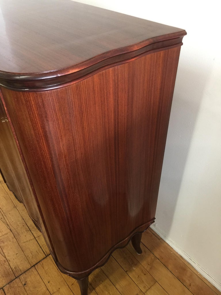 Paolo Buffa Bar Cabinet, Italy, 1940 For Sale 5