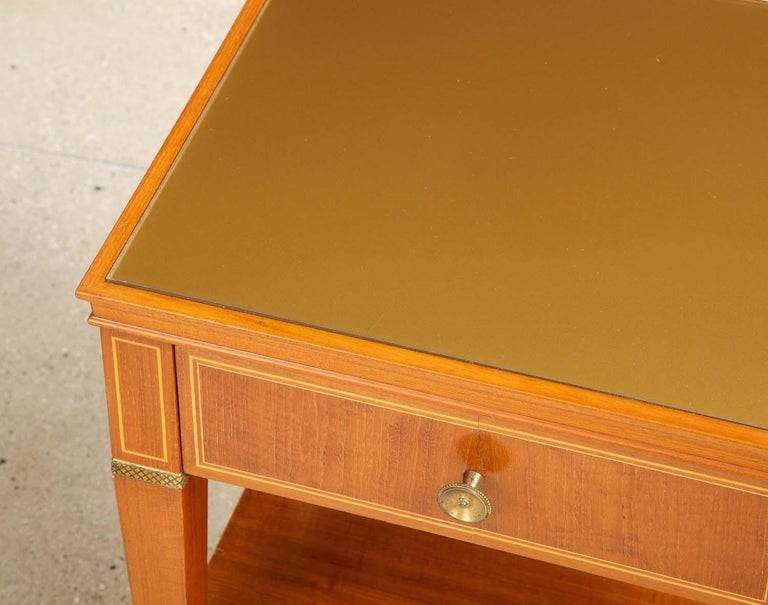 Italian Paolo Buffa Bedside Tables For Sale