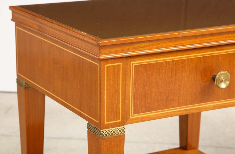 Mid-20th Century Paolo Buffa Bedside Tables For Sale